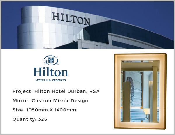 Hilton-Durban-Mirrors
