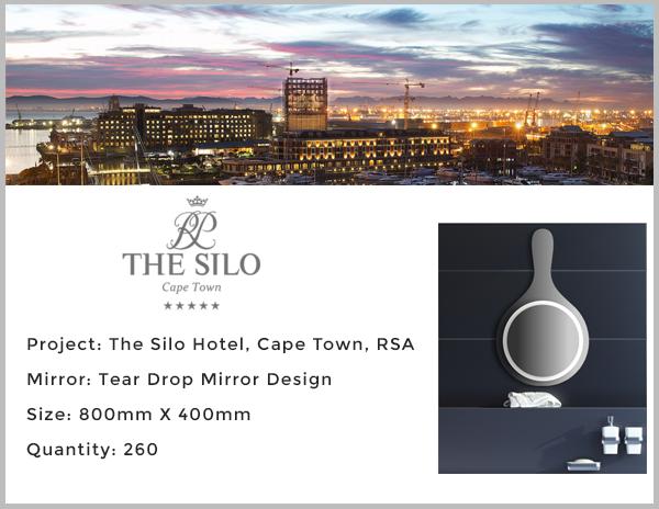 The Silo Hotel, Cape Town, RSA